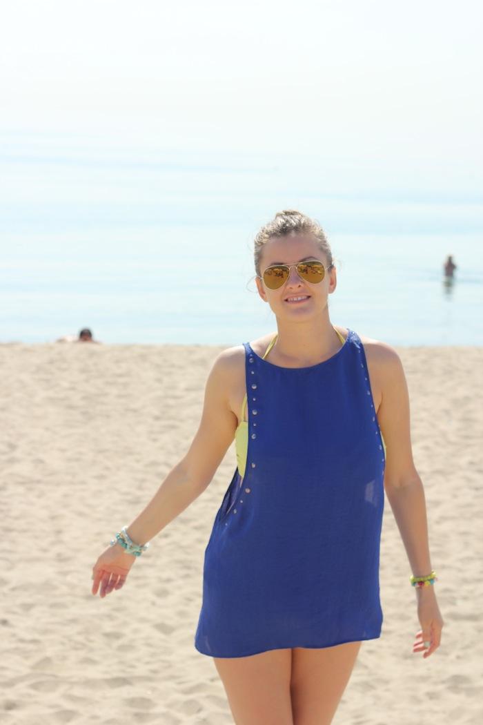 Barceloneta Beach and La Boqueria, Day 2