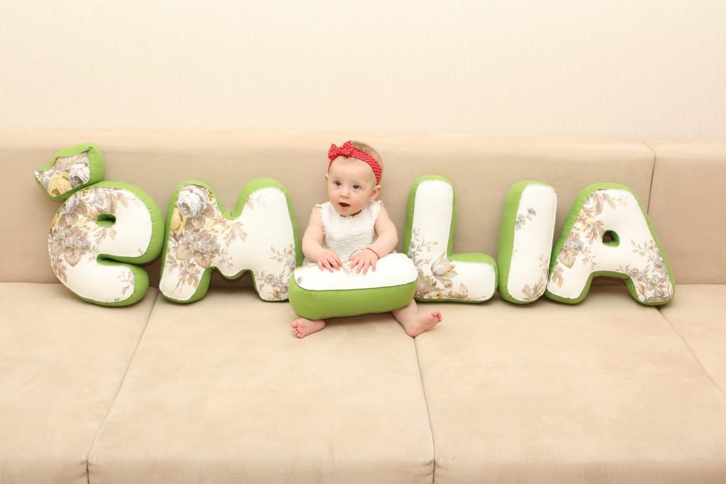 Emilia Pillows