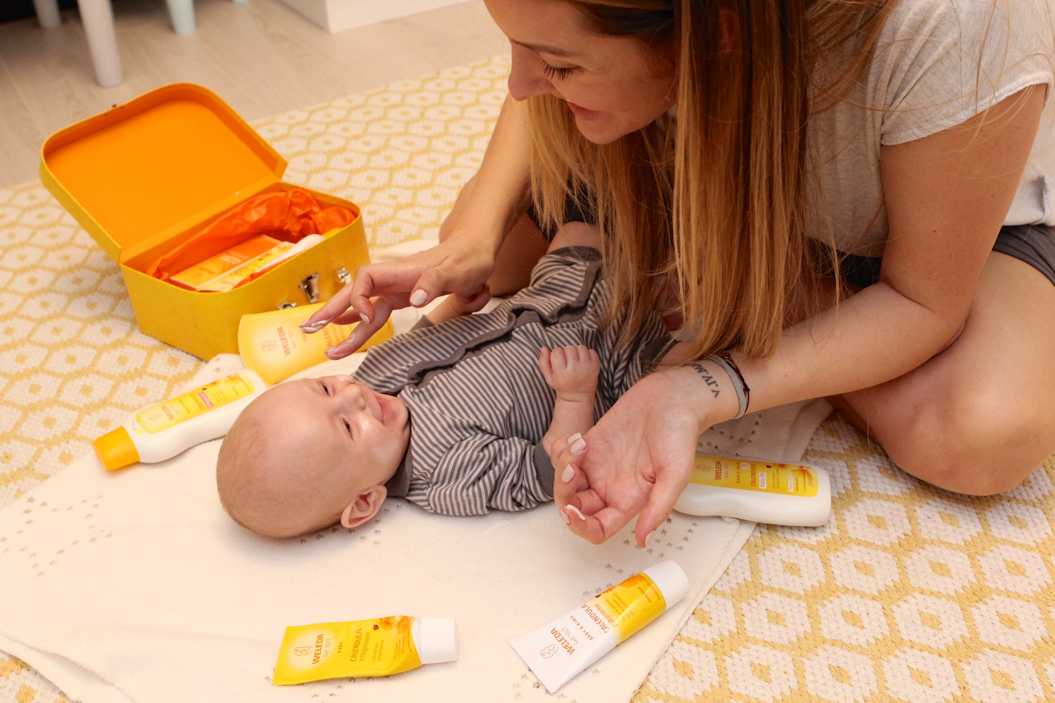 Weleda Baby Care