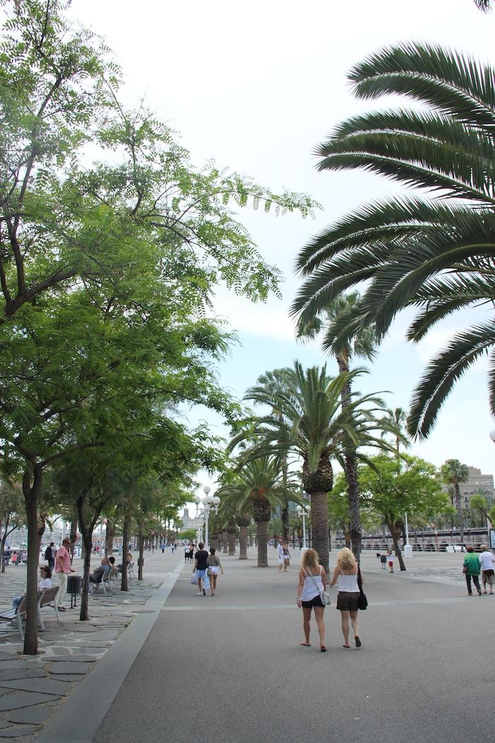 Barcelona, Day 1