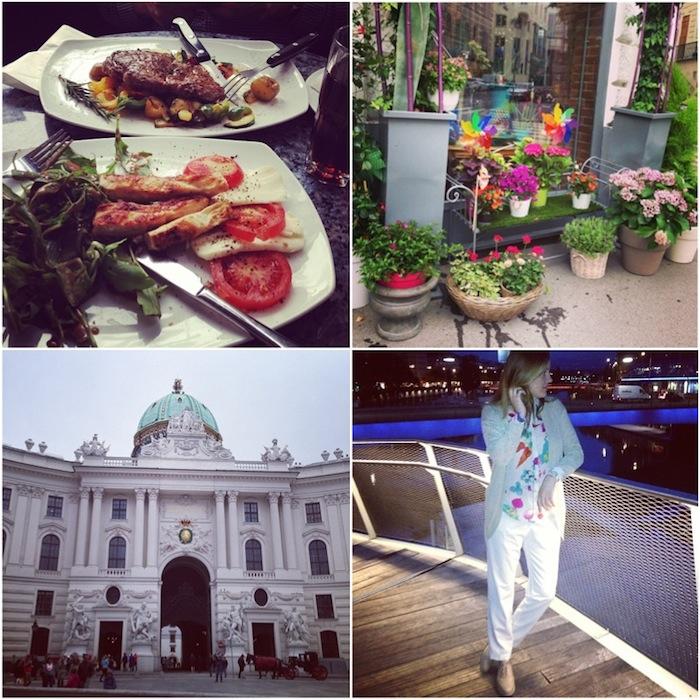 Vienna in instagram photos