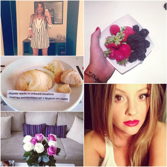 Life according to instagram