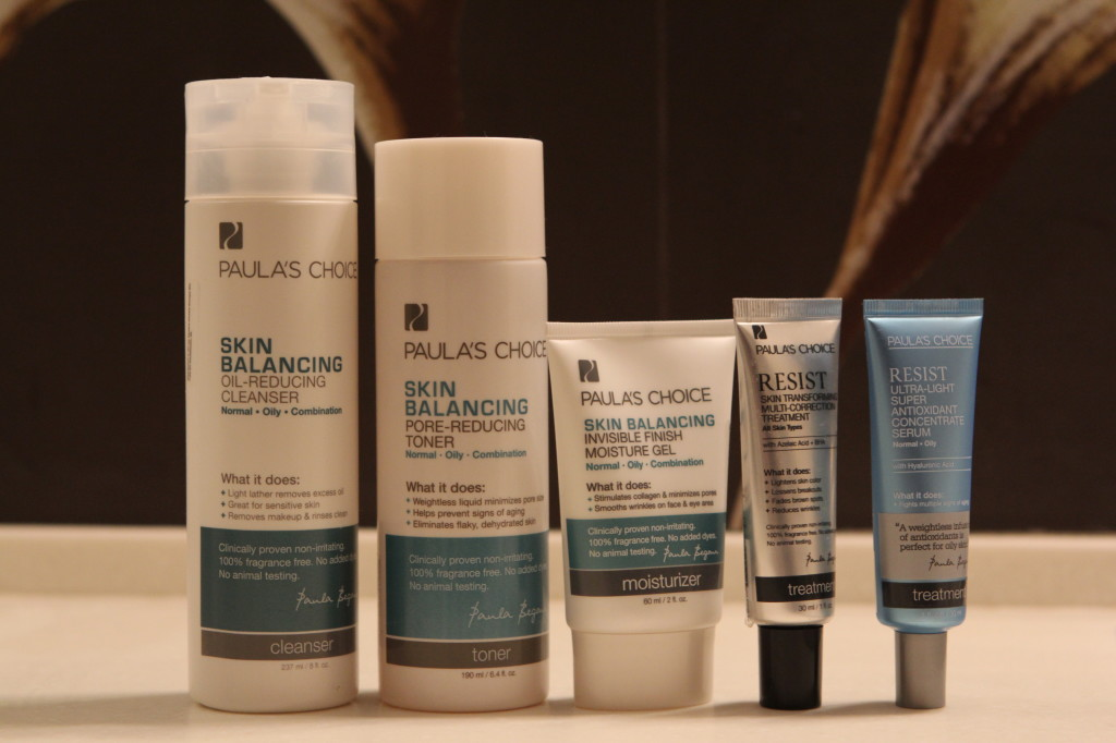 Beauty Tips: Paula's Choice Products