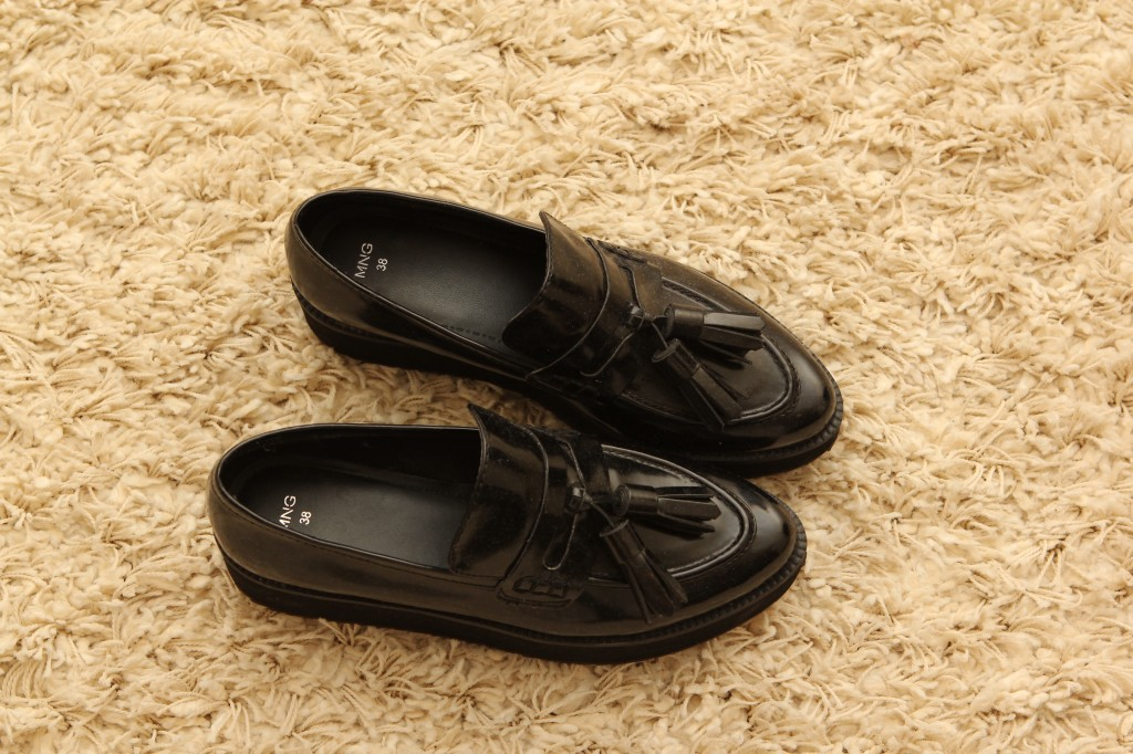 Loafers Mango - 350 lei