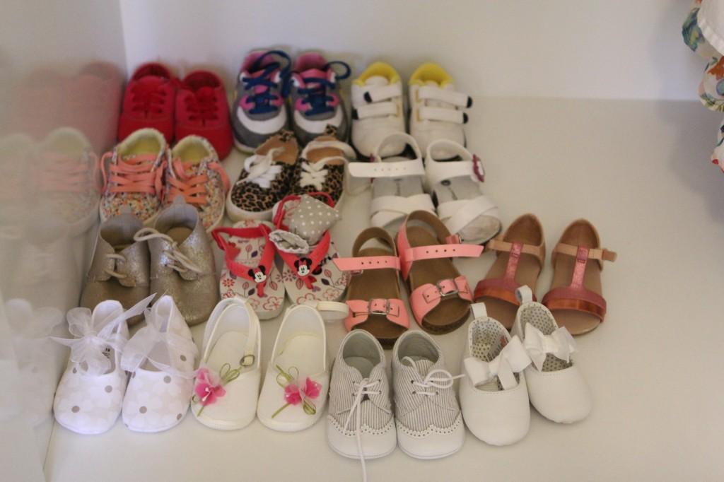 Emilia's shoes