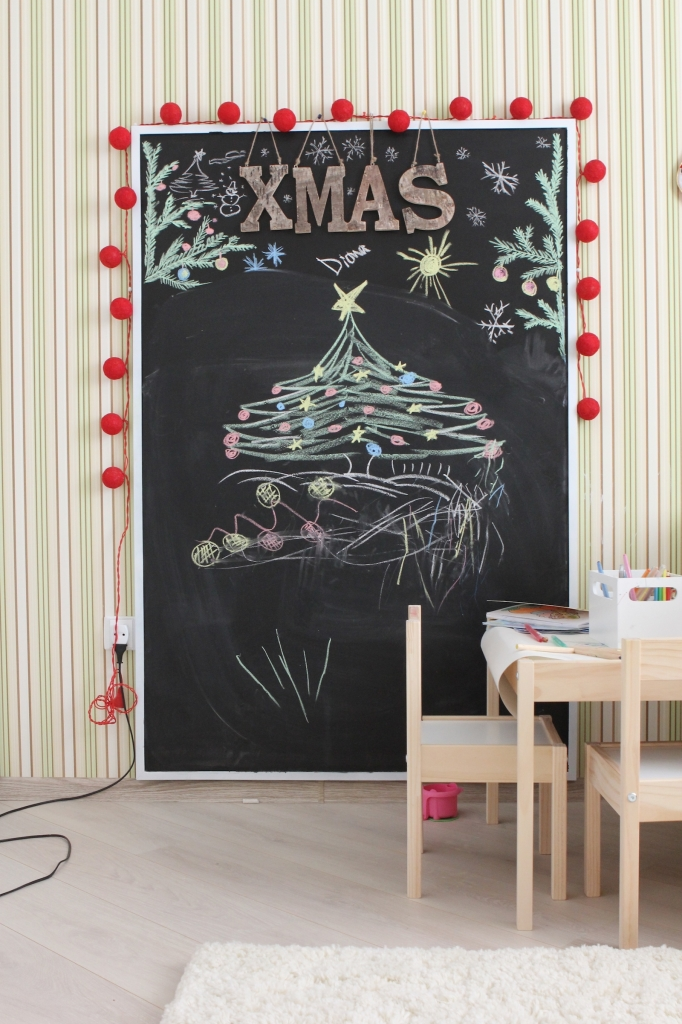 Chalkboard Dream