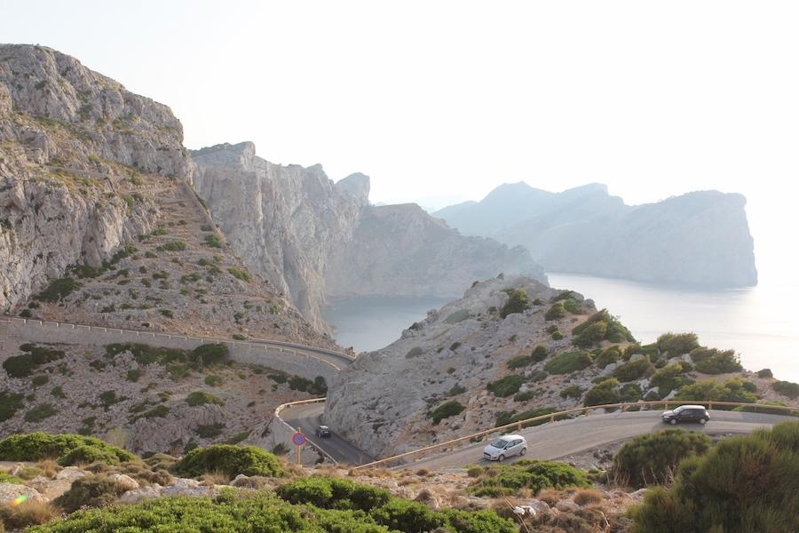 Mallorca, Cap de Formentor & Beach