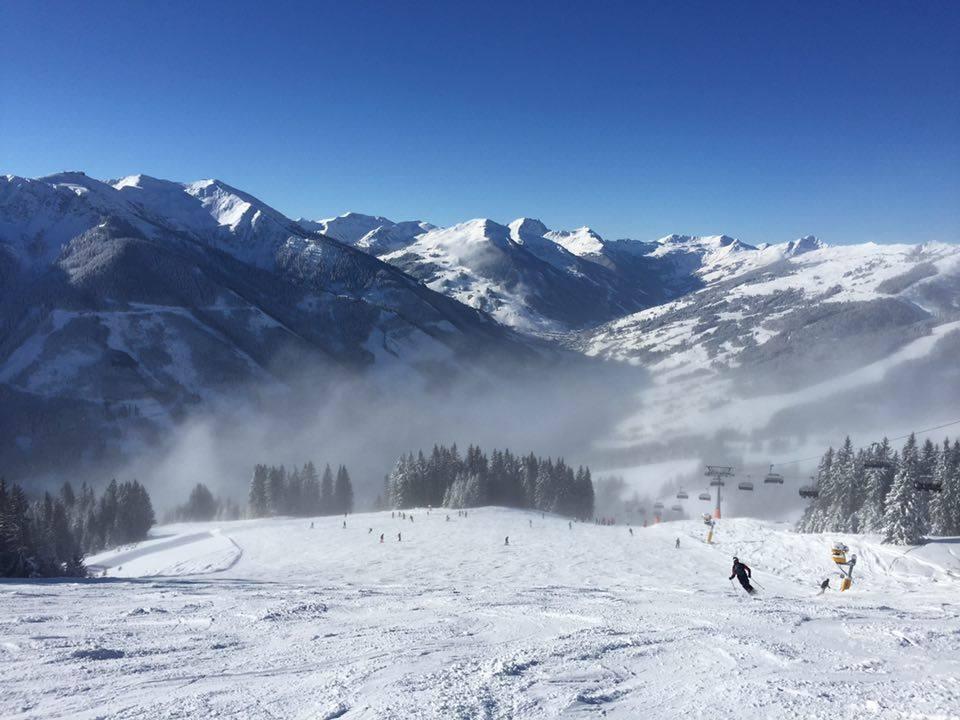 Austria, Viehofen – Saalbach